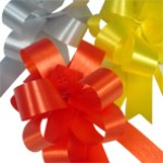 Polyester Pull Bows