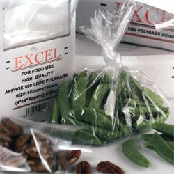 5x7 Polythene Bags