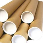 Stock Postal Tubes