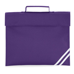 Purple Classic School Book Bags