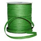 Raffia Emerald Green