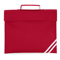 Red Classic School Book Bags