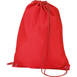 Red Nylon Backpacks