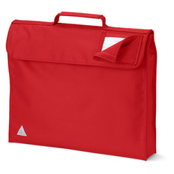 Red School Bags Without Strap
