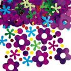 Retro Daisy Table Confetti