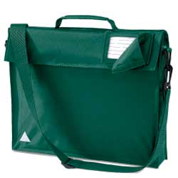 Green School Bags With Strap