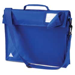 Royal Blue School Bags With Strap