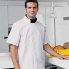 Short Sleeve Chefs Jackets