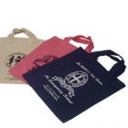 Small Printed Canvas Bags