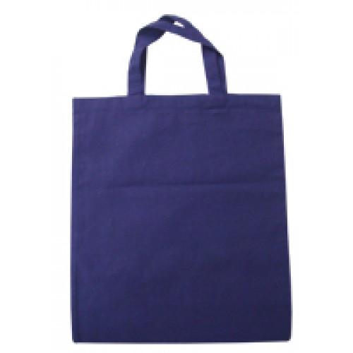 Medium Blue Cotton Bags