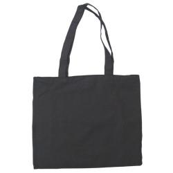 Large Black Cotton Bags