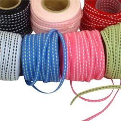 Saddle Stitch Ribbon
