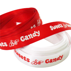 Sweet Candy Printed Ribbon