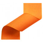 23mm Grosgrain Ribbon Torrid Orange
