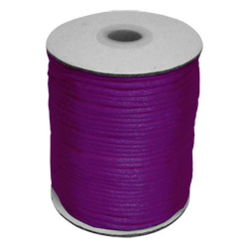Satin Cord Violet
