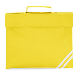 Yellow Classic School Book Bags