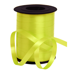 5mm Yellow Curling Ribbon
