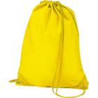 Yellow Nylon Backpacks