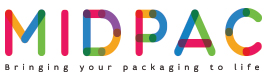 MIDPAC suppliers of Carrier Bags | Paper Carrier Bags | Ribbon | Jute Bags from stock or printed