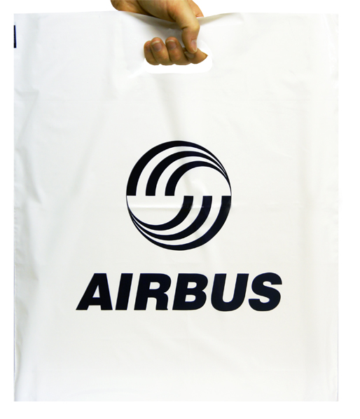 Bio Polythene Carrier Bags