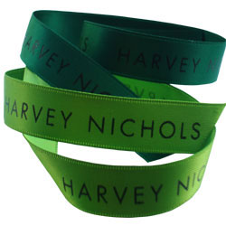 Harvey Nichols Printed Ribbon
