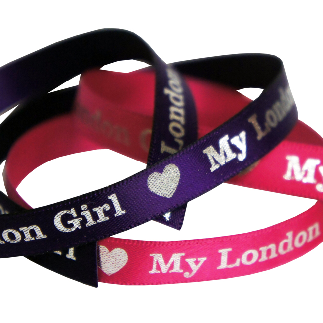 London Printed Ribbon