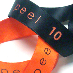 9mm Peel 10 Printed Ribbon