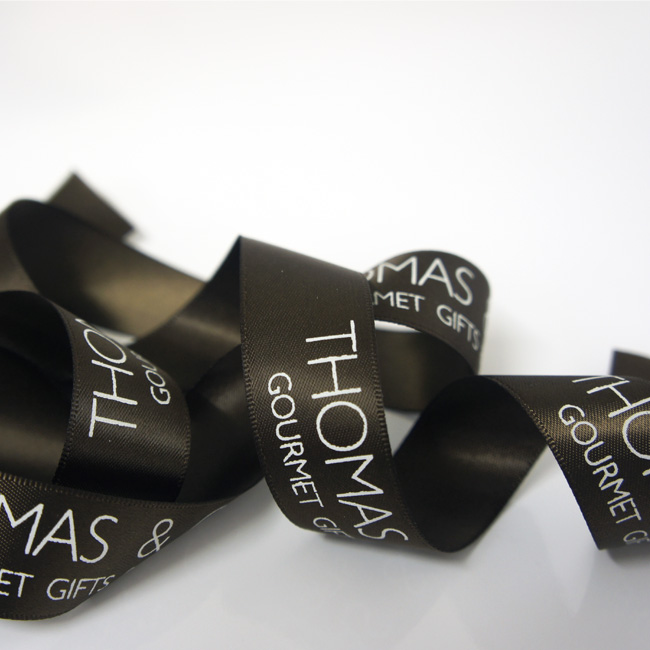 Thomas Printed Ribbon