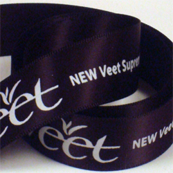 Veet Printed Ribbon