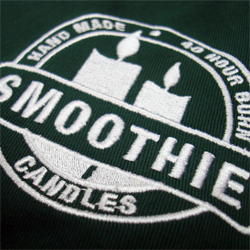 smoothie embroidered aprons